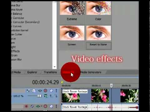 How to increase video quality in Sony Vegas