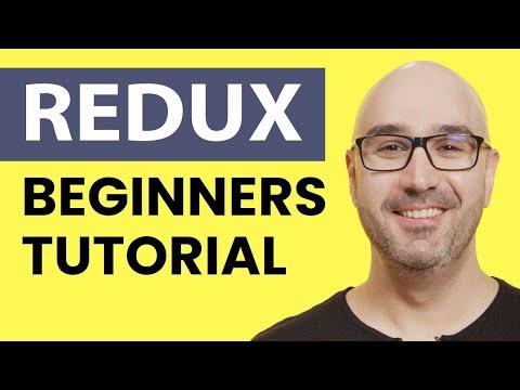 Redux Tutorial - Learn Redux from Scratch