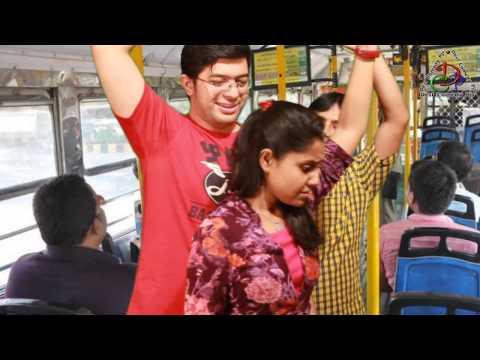 Harrasment in Mumbai Bus