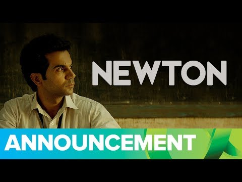 Newton | Rajkummar Rao Releasing on 22nd September