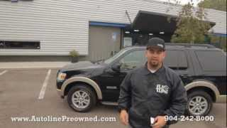 Autoline's 2008 Ford Explorer Walk Around Review Test Drive