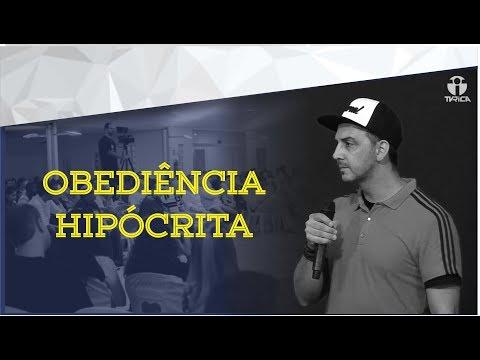 19/11/2017 - Obediência Hipócrita