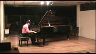 Chopin, Ballade No. 3 in A-Flat, Opus 37