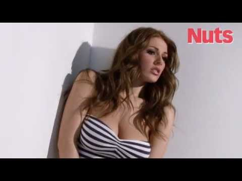Lucy Pinder, los senos naturales ms bellos de Gran Bretaa