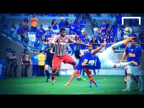 ТОП-10 лучших моментов футбольного чемпионата Бразилии