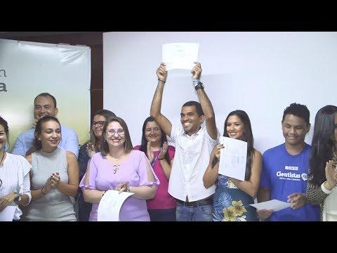 Rui Palmeira entrega prêmio a iniciativas sustentáveis