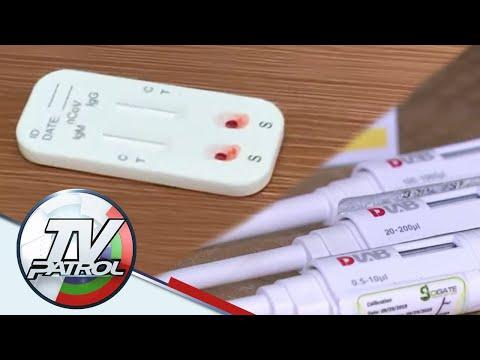 ALAMIN: Pagkakaiba ng PCR, rapid test kits | TV Patrol