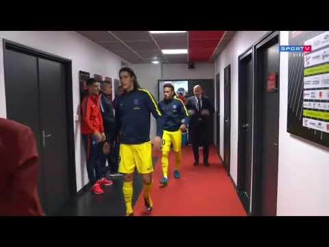 Guingamp vs Paris Saint-Germain 0-3 - All Goals & Highlights (13/08/2017)Neymar
