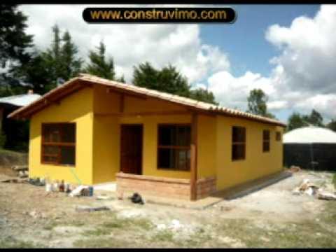 Casas prefabricadas constructora e interventora regional - Construcciones casas prefabricadas ...