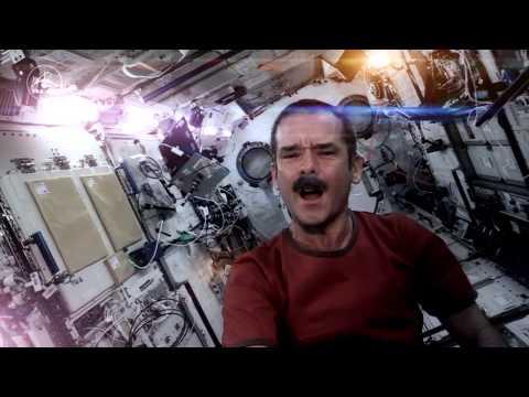Chris Hadfield - Space Oddity