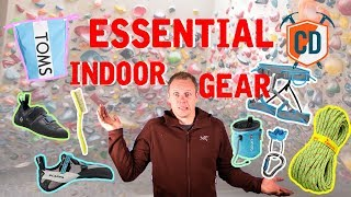 Essential Indoor Climbing Gear + Tips | Climbing Daily Ep.1611 by EpicTV Climbing Daily