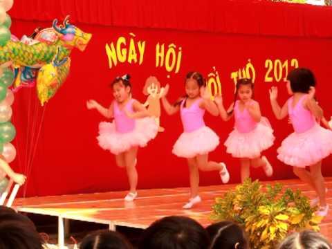 Nao ta cung nhay - Mam non Nam Sai Gon 2012
