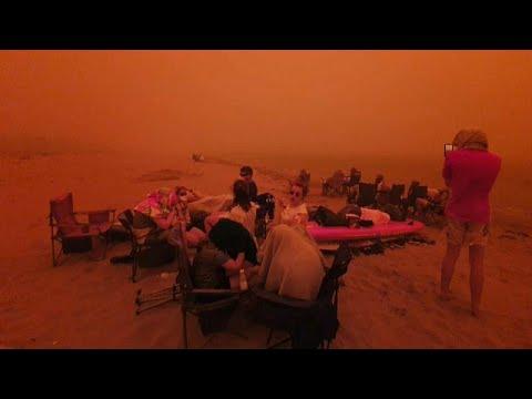 Australien: Mindestens 12 Tote bei Buschbränden
