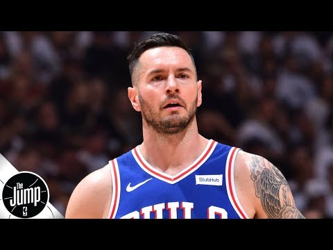 Video: 'My mouth dropped open' when the Pelicans signed JJ Redick - Brian Windhorst | The Jump