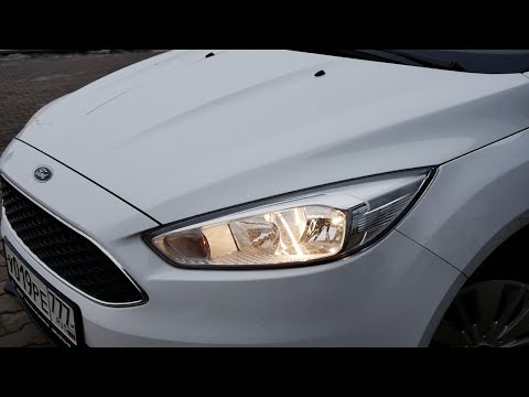 Ford focus 1.6 powershift фотка