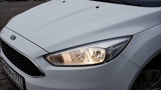Тест драйв Ford Focus 2015 1.6 125 л.с. PowerShift SYNC Edition Рестайлинг