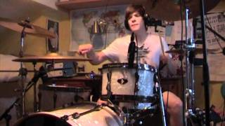 Video The Script - The Man Who Can't Be Moved (Drum Cover by Chris Barber) - Pop - 1/6 MP3, 3GP, MP4, WEBM, AVI, FLV April 2018