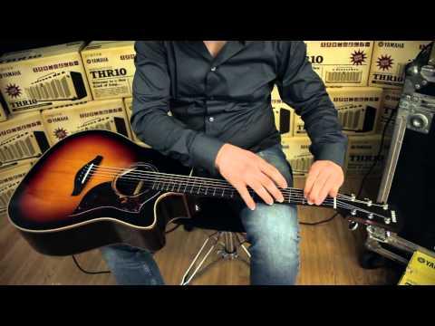 Yamaha A-Series Guitars