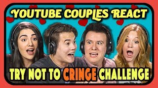 Video YOUTUBERS REACT TO TRY NOT TO CRINGE COMPILATION (Marriage Proposal Fails) MP3, 3GP, MP4, WEBM, AVI, FLV Agustus 2019