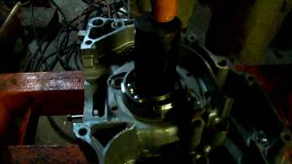 9. YFZ Assembly Part 1