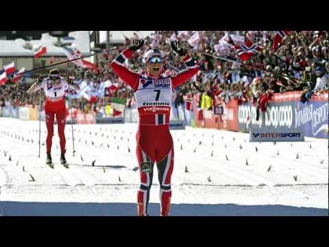 marit bjoergen - Woman's 30 Km Val di Fiemme 2013 - Marit Bjørgen vs Justyna Kowalczyk. Queen Marit´s 12th GOLD-MEDAL. Please watch in HD(720) quality for best viewing experi...