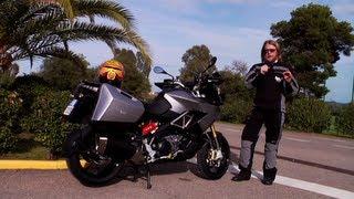6. 2013 Aprilia Caponord 1200 full review