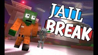 Video Monster School: JAILBREAK CHALLENGE - Minecraft Animation MP3, 3GP, MP4, WEBM, AVI, FLV Desember 2018