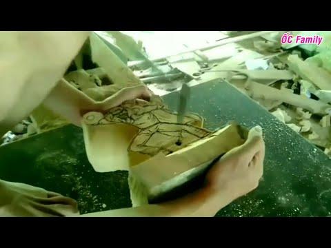 Mẹ ỐC và anh thợ mộc Việt Nam - Điêu khắc Monkey D. Garp