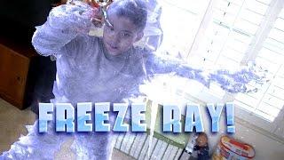 Freeze Ray!  (feat. EvanTubeHD)