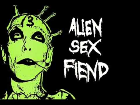 Alien Sex Fiend - Dead and Buried