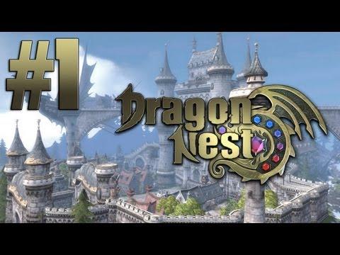 Dragon Nest - Удар молнии! Огненный удар! [#1]