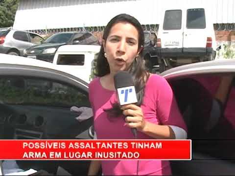 [RONDA GERAL] Portando arma, trio é detido durante abordagem policial em Paulista