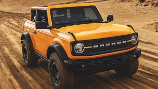 MotorTrend Exclusive: A Super-Secret Early Look at the 2021 Ford Bronco by Motor Trend