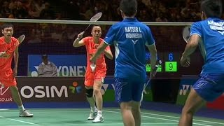 Video Zhang N./Zhao Y. v T.Ahmad/L.Narsir |XD-F| Yonex All England Open Badminton Champ. 2013 MP3, 3GP, MP4, WEBM, AVI, FLV April 2019