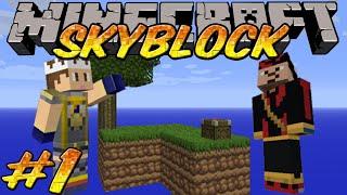 Skyblock Survival ep 1 - New beginnings