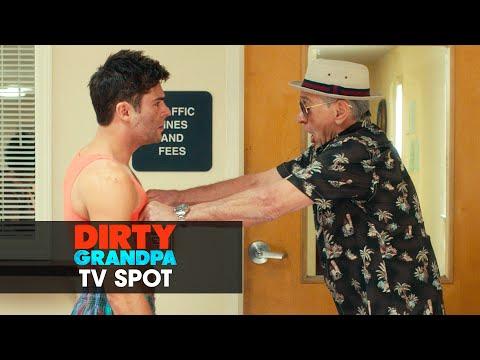 Dirty Grandpa (TV Spot 'Outrageous')