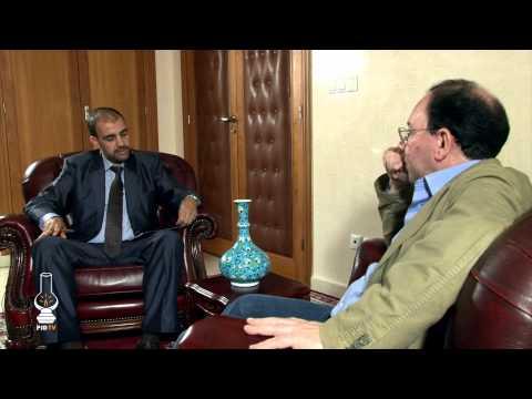 حوار مع وائل قنديل