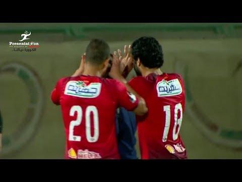 العرب اليوم - شاهد: مروان محسن يُحرز الهدف الثاني للأهلي أمام بتروجت
