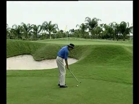 Mẹo đánh  golf: linh hoạt, giữ tư thế, cú trên dốc, ra gậy từ đỉnh