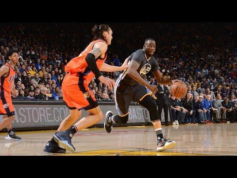 Golden State Warriors da el primer golpe camino al anillo
