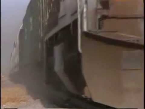 Train Hits School Bus