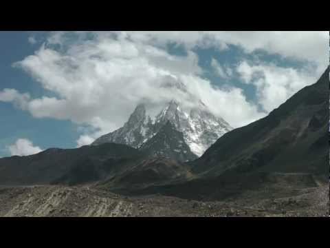 Timelapse recording of few himalayan locations