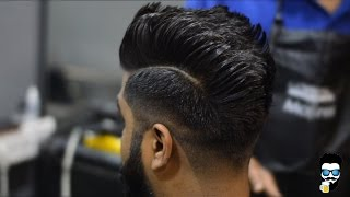 Video Best Men's hairstyle with Beard★Haircut Hairstyle trend 2017★TheRealMenShow★ #10 MP3, 3GP, MP4, WEBM, AVI, FLV April 2018