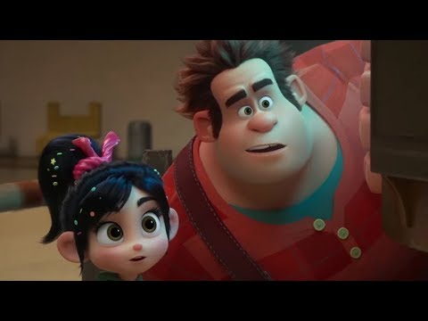 First FULL Wreck-It Ralph 2 Trailer Drops & Ralph Tries To Break The Internet