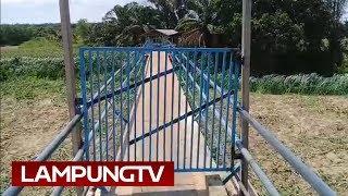 Video Jembatan Ditutup, Seribuan Warga Lampung Tengah Sengsara MP3, 3GP, MP4, WEBM, AVI, FLV November 2018