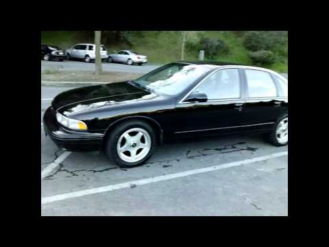 1995 Chevy Impala SS for sale on ebay, 102K