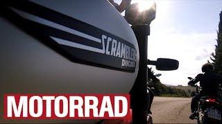 10. Ducati Scrambler Icon 2019 im Fahrbericht
