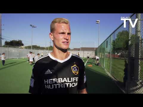 Video: LA Galaxy partners with SNHU to unveil a brand-new community soccer field