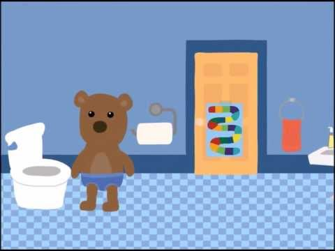 Video of Potty Training Game
