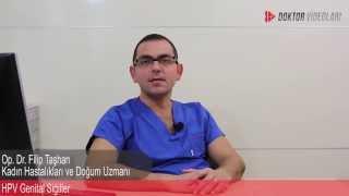 Op. Dr. Filip Taşhan - HPV Genital Siğiller